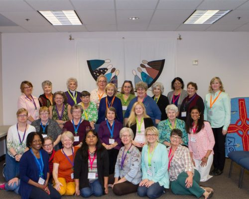 Synod of the Sun Presbyterian Women's Coordinating Team, March 2017