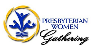 Presbyterian Women Gathering with logo