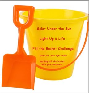 Yellow Bucket Challenge Logo